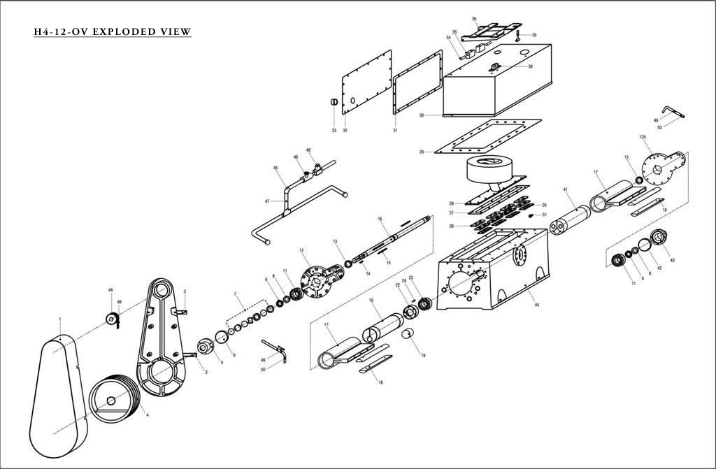 Rotary Piston Vacuum Pumps - Omegavac  Inc